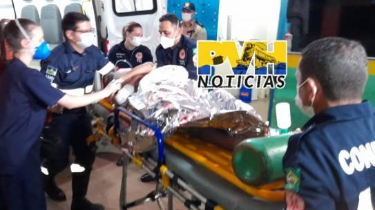 ATUALIZADA: Jovem é esfaqueado ao separar briga por pipa na zona leste de Porto Velho