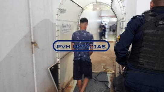 SEM PAI NEM MÃE: Adolescente é apreendido tentando invadir residência em condomínio na capital