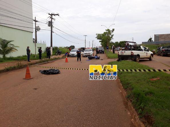 FATAL: Jovem de 18 anos morre em acidente de moto na Avenida Guaporé em Porto Velho – Ao Vivo